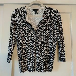 Patterned Cardigan by WHBM